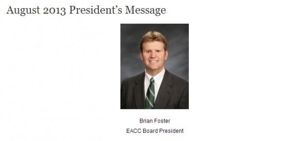 President's Aug Message European American Chamber of Commerce