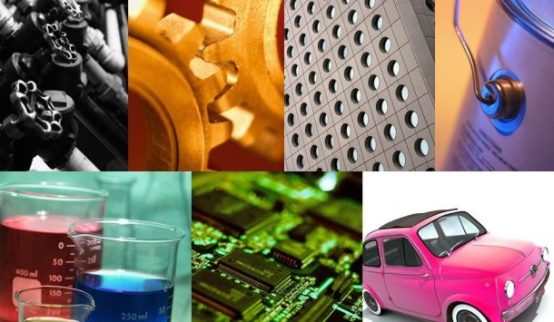 technical industrial B2B markets