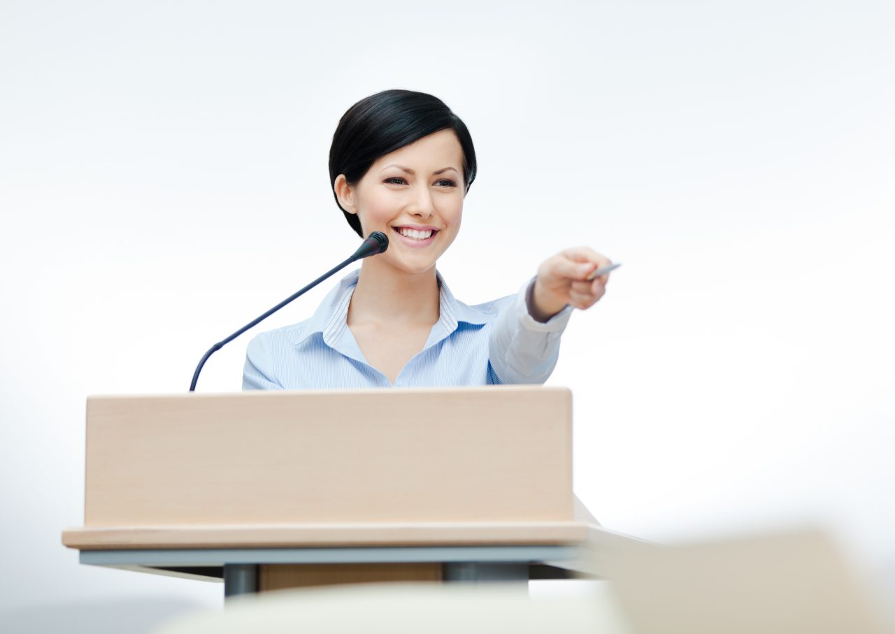 Presentations skills training course